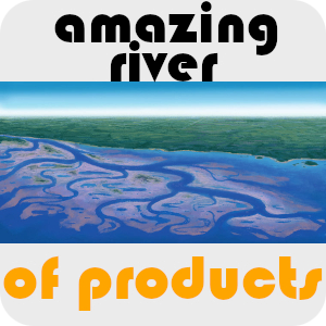 Amazing River Of Products